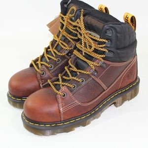 Dr. Martens Airwair Alloy Toe Safety Work Boots